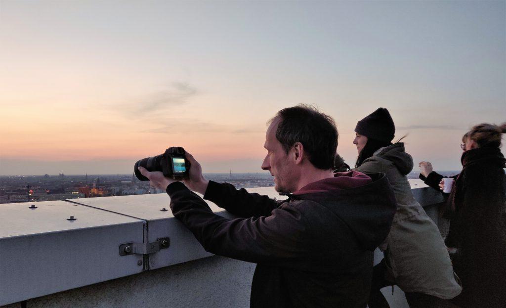 Andreas Böttger von go2know organisiert Foto-Touren in und um Berlin.