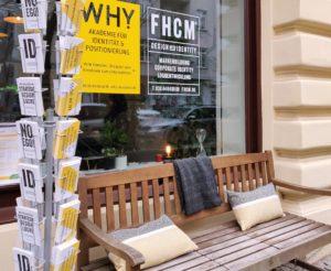 Why Akademie in Berlin-Mitte vermittelt bereits am Eingang inspirierende Atmosphäre