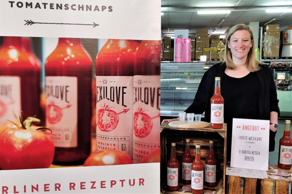 Joanna von MexiLove - Gründerin des Berliner Tomatenschnaps