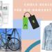 Coole Begleiter für die Großstadt - 4 praktische Produkte und Services für einen Tag in der City