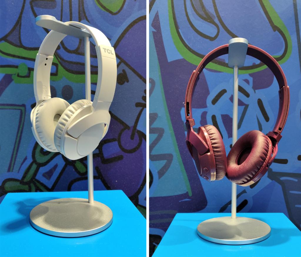 Over-Ear-Kopfhörer von TCL aus der Reihe MTRO - einzigartig in Preis-Leistung