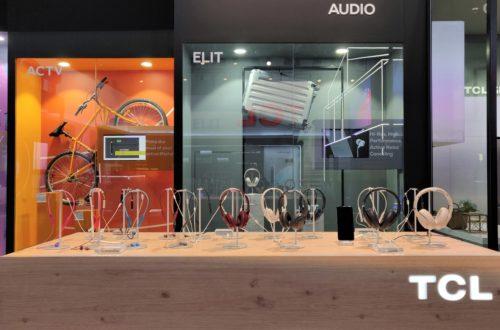 TCL - Electronic Unternehmen auf der IFA 2019