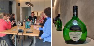 Winzerhof Kremers - Besuch in der Vinothek
