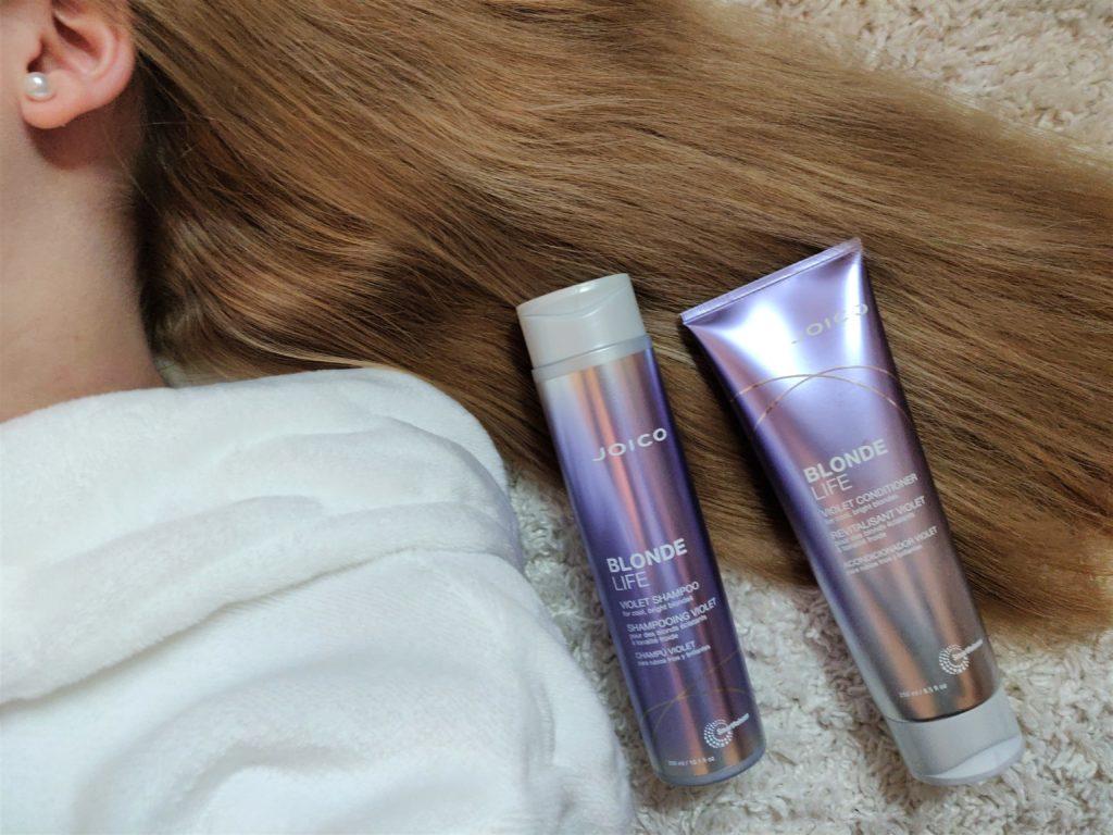 Das perfekte Duo von JOICO - Blonde LIife Violet Shampoo und Conditioner