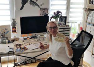 Das 5 Minuten Interview mit der Berliner Illustratorin Lilly Tomec