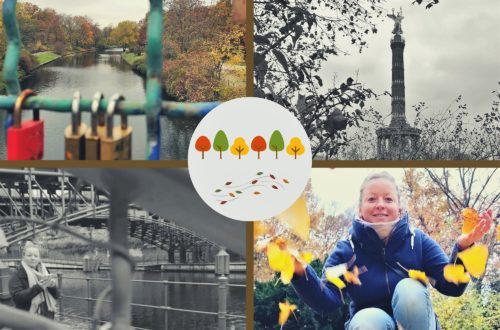 Herbstspaziergang in Berlin Tiergarten - meine schönsten Fotospots