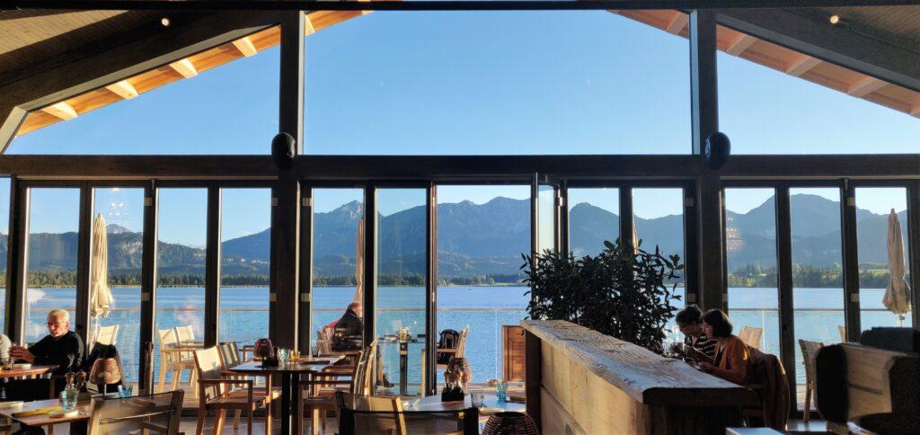 Restaurant Seehaus in Hopfen am See