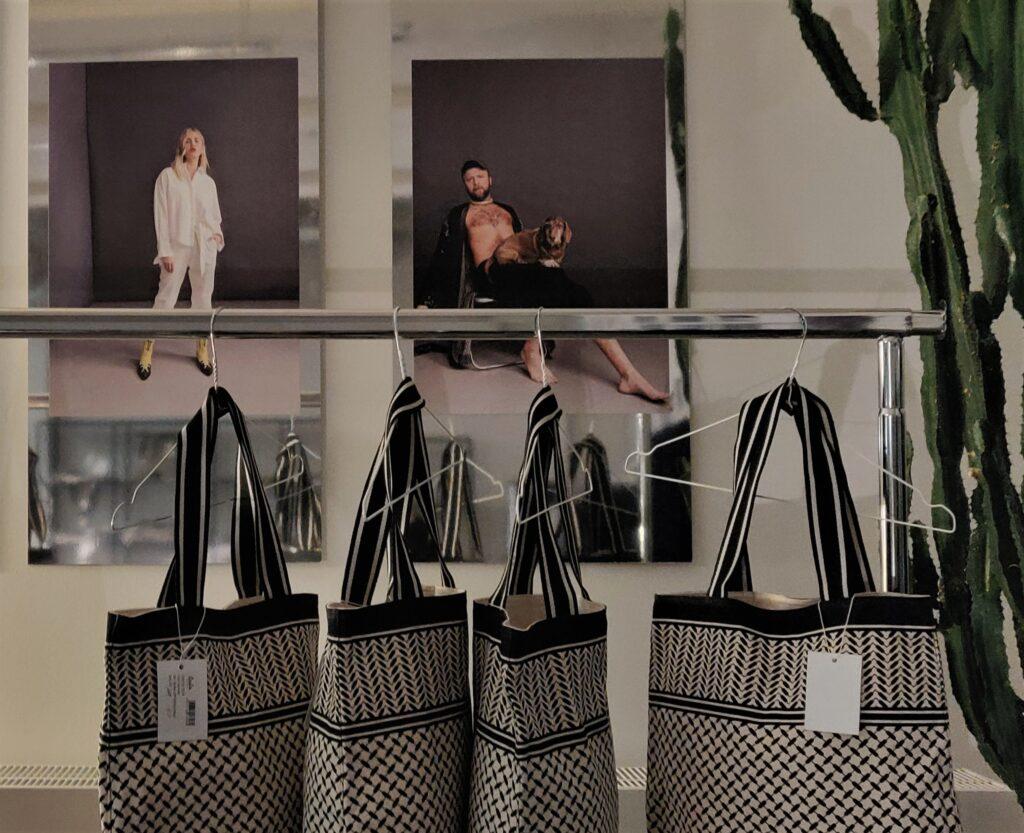 Toller Geschenktipp - eine Tasche von Lala Berlin