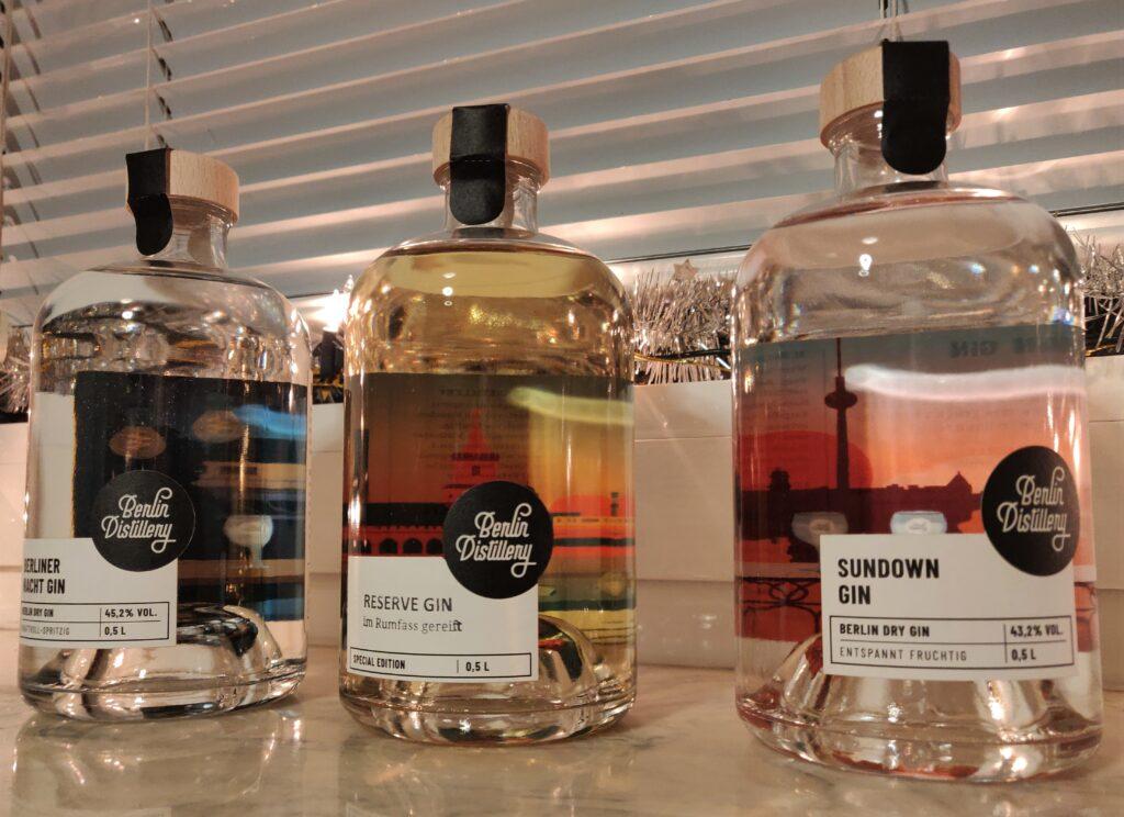 Berlin hat einen neuen Gin - Berlin Distillery