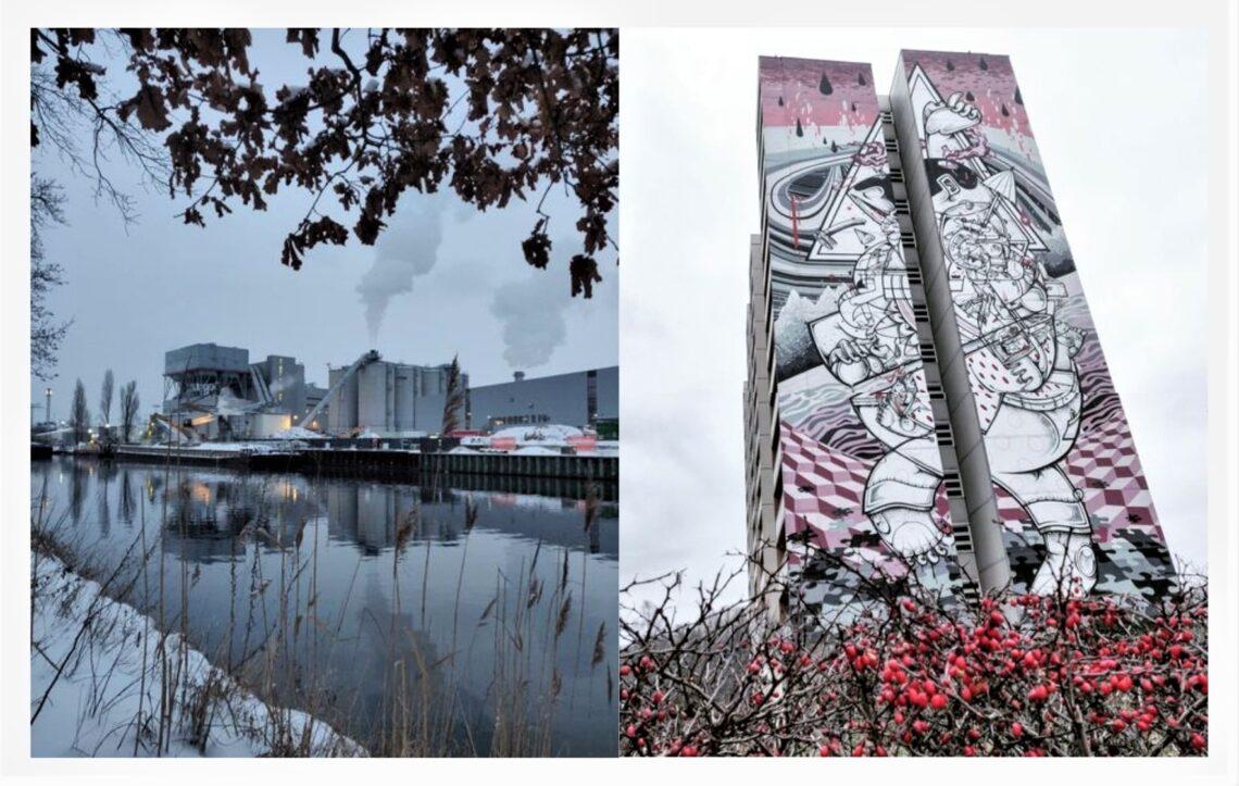Berlin im Winter - eine Reise durch die verschneite Hauptstadt