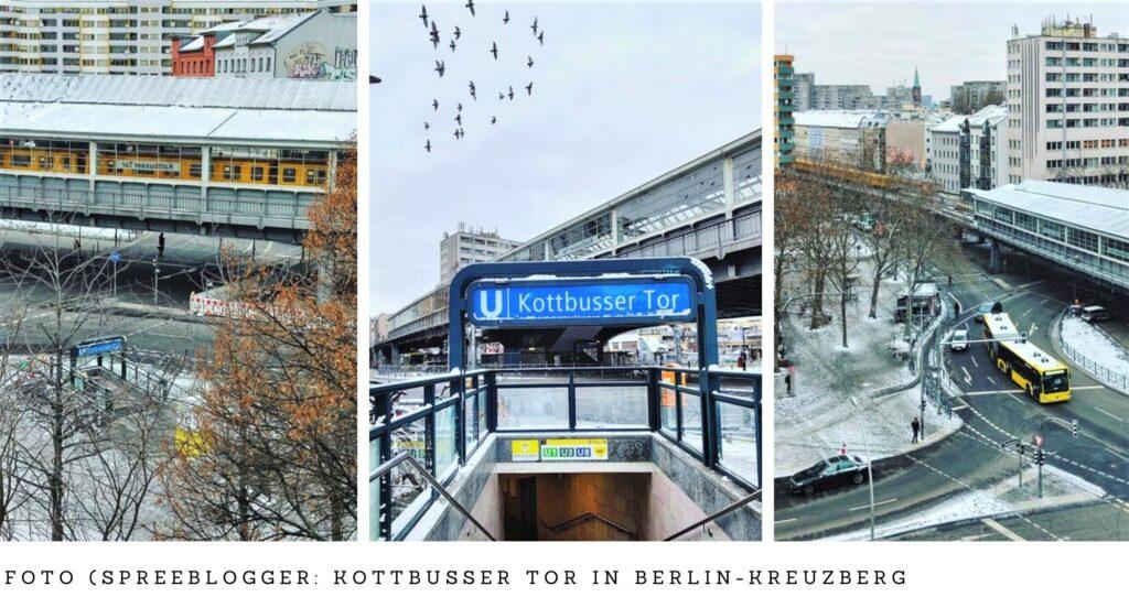 Winter am Kottbusser Tor