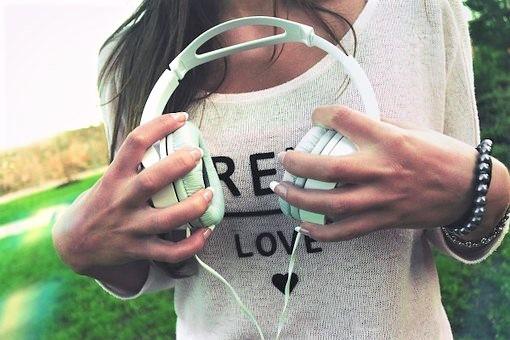 Kopfhörer auf und eintauchen in ene andere Welt