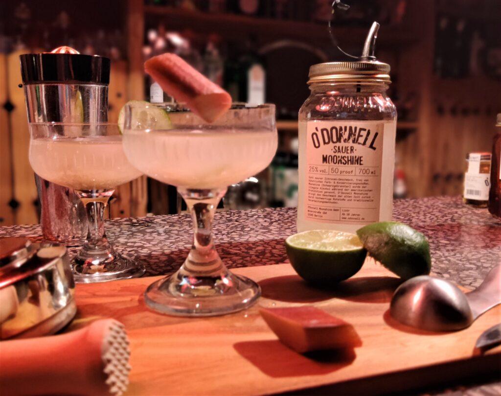 odonnell Cocktails RhabarberSpritz in saurer Note
