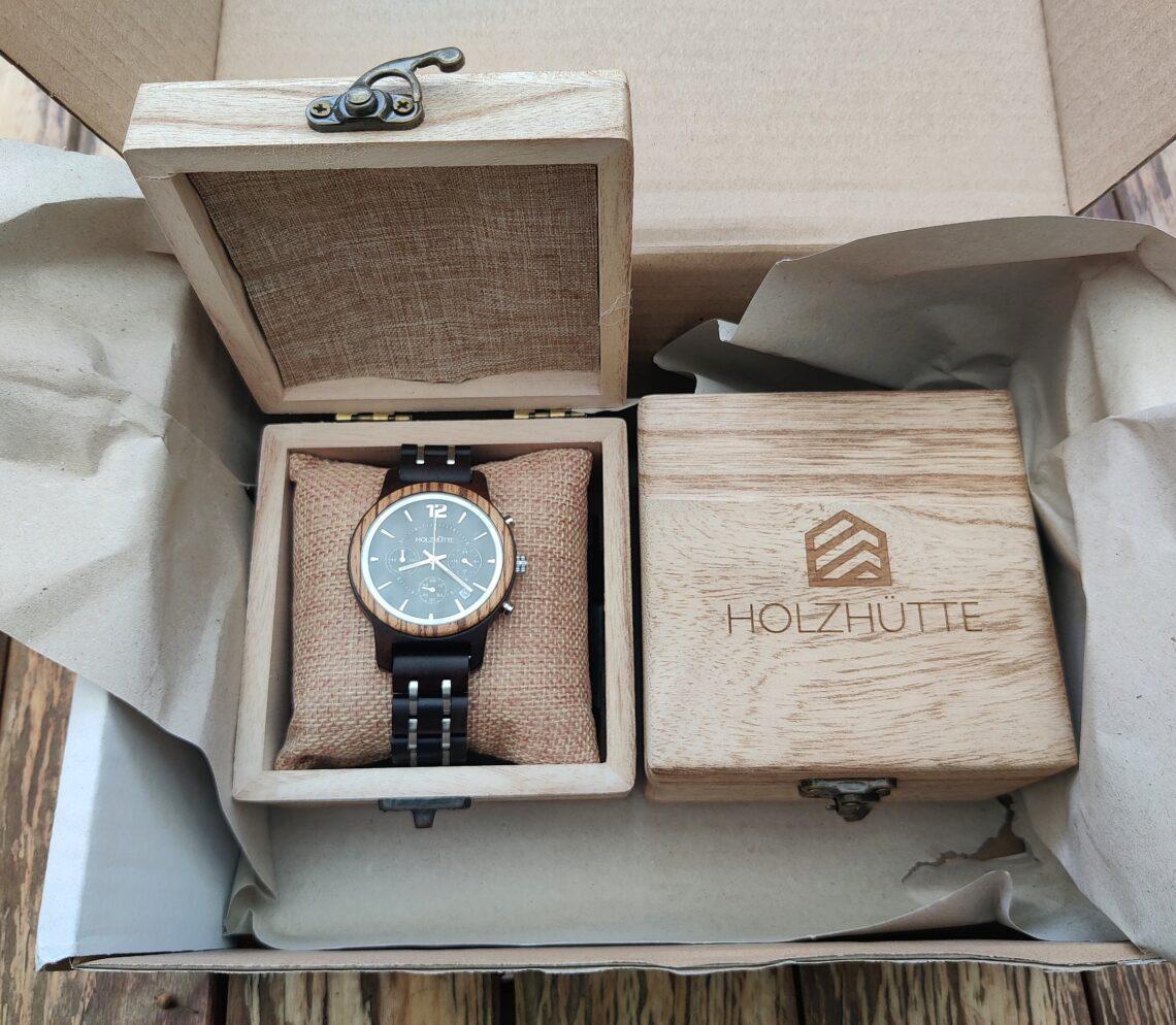 Uhren von HOLZHÜTTE - Aus Liebe zur Natur und Nachhaltigkeit